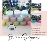 Mini Sequins Family Pack | Dress My Craft