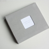Handmade Album | Solid Grey  | Our Story Paper Co