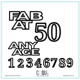 She's Fab | Cut Files | Clique International Exclusives