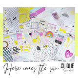 Sampler Kit | Here Comes the Sun | Pretty Little Studio