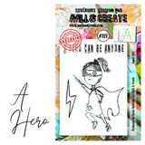 A Hero Stamp Set   AALL & Create