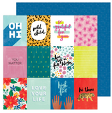 High Five| Amy Tangerine Brave and Bold | American Crafts