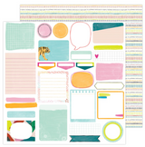 Take Note| Amy Tangerine Brave and Bold | American Crafts