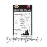 Witches and Wizards 2 | Stamp Set | Echo Park Paper Co.