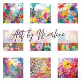 8x8 Patterned Paper pack | Art by Marlene | Studio Light
