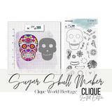 Limited Edition Kit | Sugar Skull Maker | Clique World Heritage