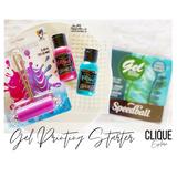 Explore & Learn Kit | Gel Printing Starter
