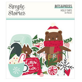 Bits & Pieces  | Holly Days | Simple Stories
