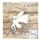 Large Wood Shaker Set| Fairy | Krea
