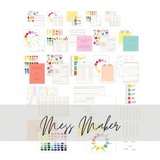 Modern Documenter | Mess Maker | The Paper Curator