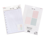 Dot Grid Paper Pack for Maggie Holmes Planners