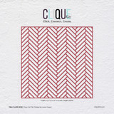 Herringbone Background | Digital Cut File