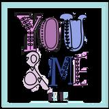You & Me | Digital Cut File