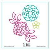Flower Set | Clique Kits Exclusive | Maryam Perez