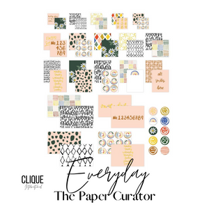 Modern Documenter Kit |  Everyday| The Paper Curator