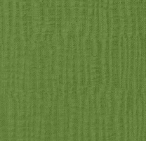 Spinach Textured Cardstock   American Crafts