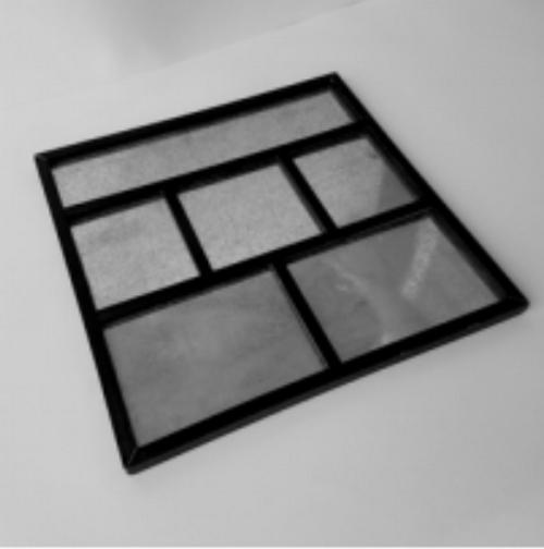 Magnetic Shadow Box | Black | Foundations Decor
