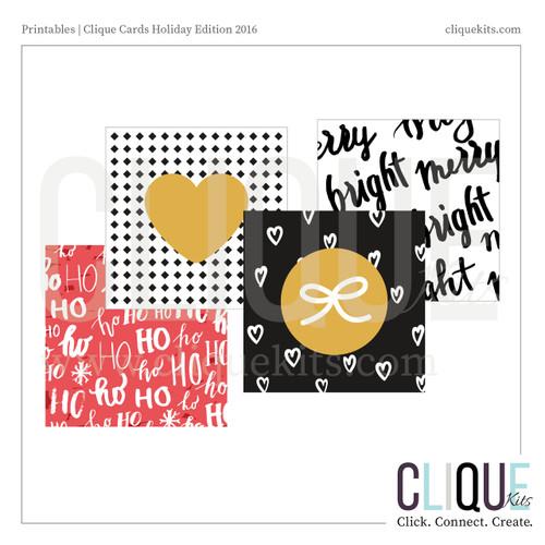Holiday 2016 - Collection 1 | Digital Print