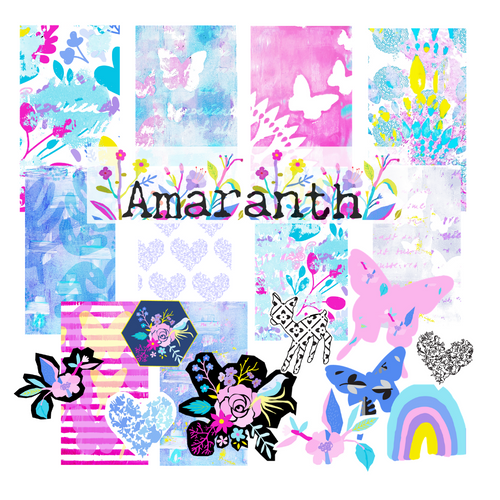 Amaranth Exclusive Digital Collection