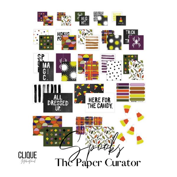Modern Documenter Kit   Spooks   The Paper Curator