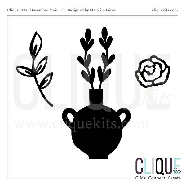 Planted  | Digital Die Cut