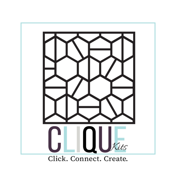 Square Background Cut File   by Cecily Moore