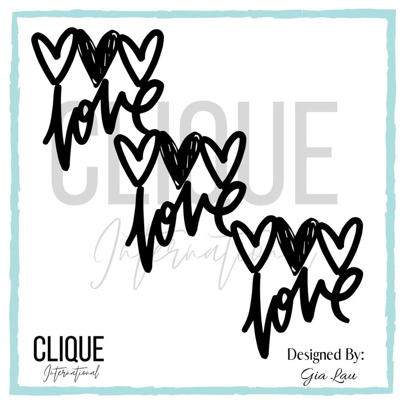 Valentine's Day Cut Files | Clique International