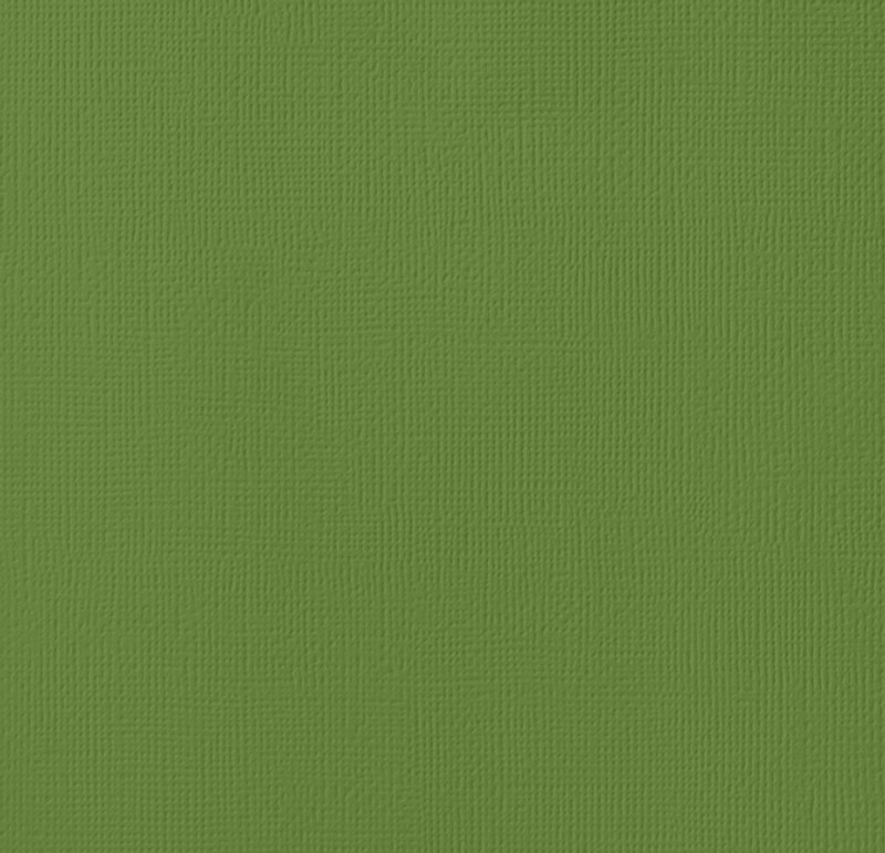 Spinach Textured Cardstock | American Crafts
