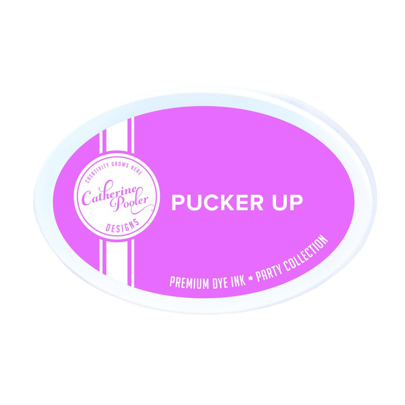 Pucker Up Ink Pad   Catherine Pooler