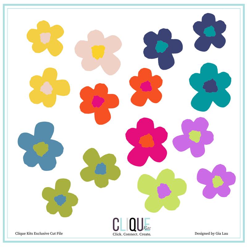 Marimekko | Cut Files |Clique International Exclusive