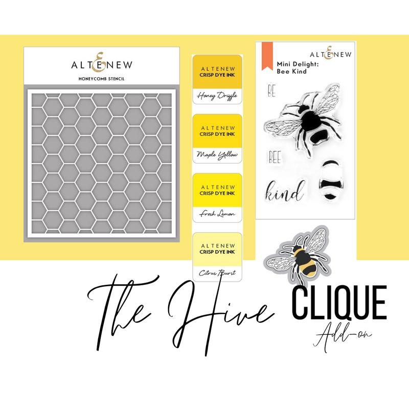 Add-on Kit   The Hive   Altenew