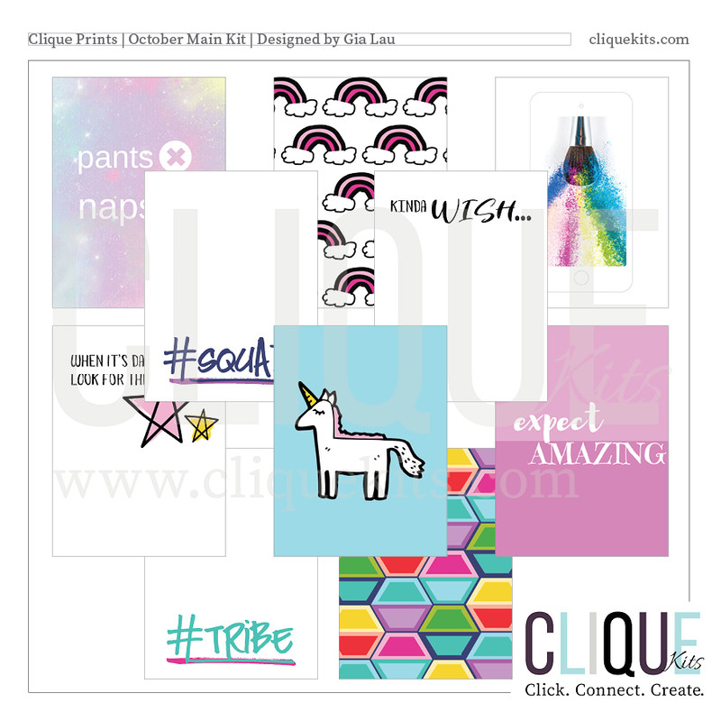 Girl Tribe | Digital Print