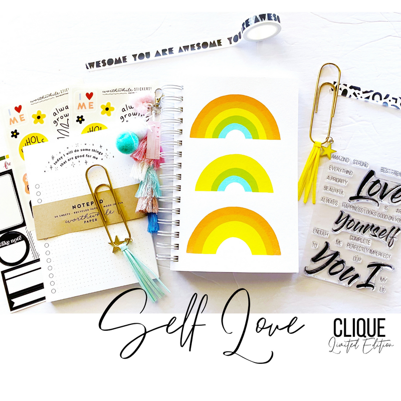 ♻️Self Love   Worthwhile Paper Co.