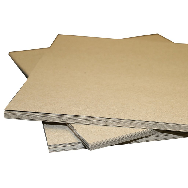 Recycled Chipboard Cover | 8.5 x 11