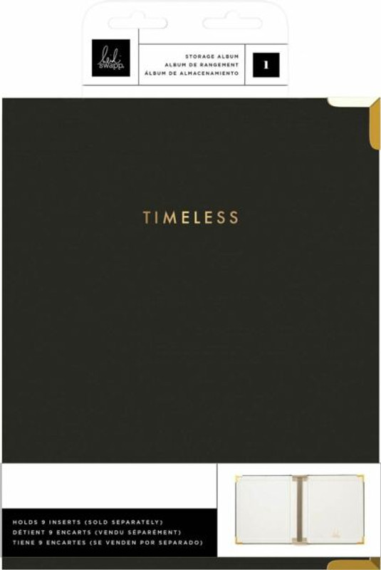 Storyline Chapters | Black Timeless  Album