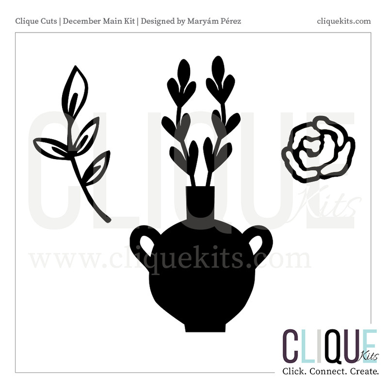 Planted  | Digital Die Cut