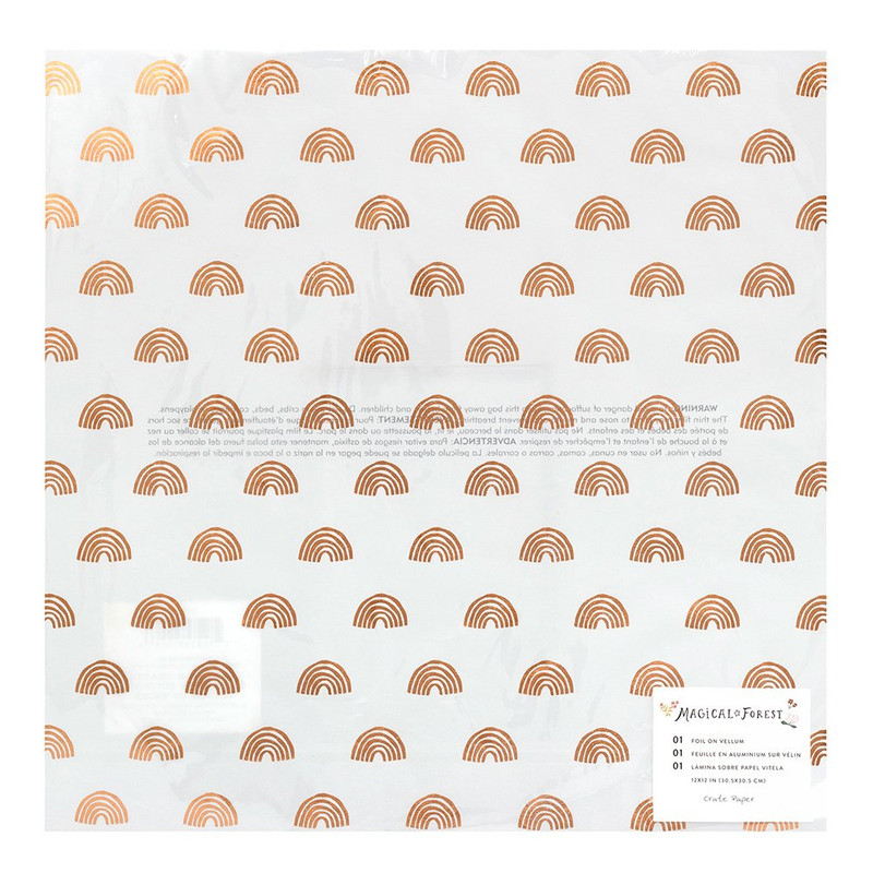 Specialty Paper | Crate Paper Magical Forest| American Crafts