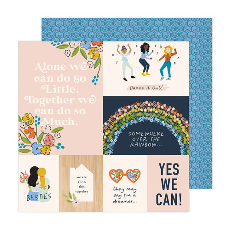 Better Together | Jen Hadfield Reaching Out| American Crafts