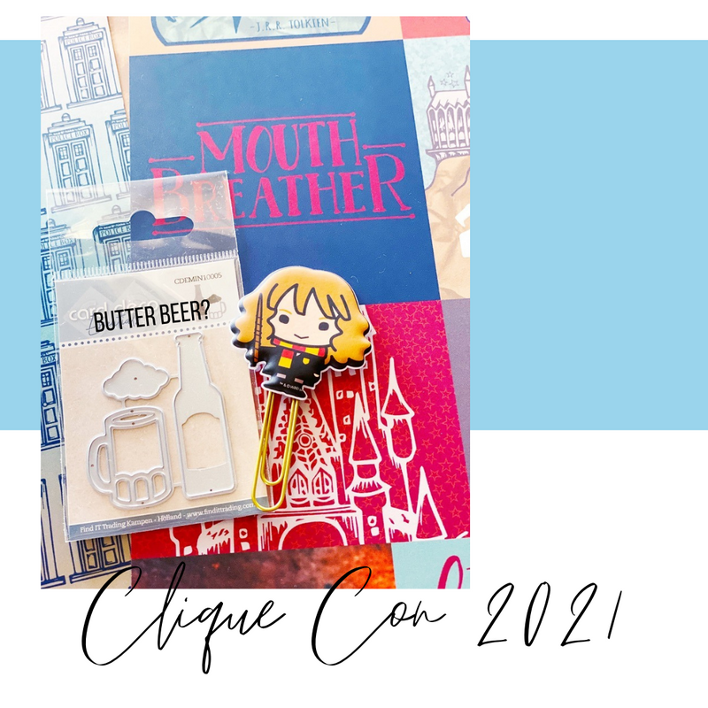 Limited Edition Kit | Clique Con 2021