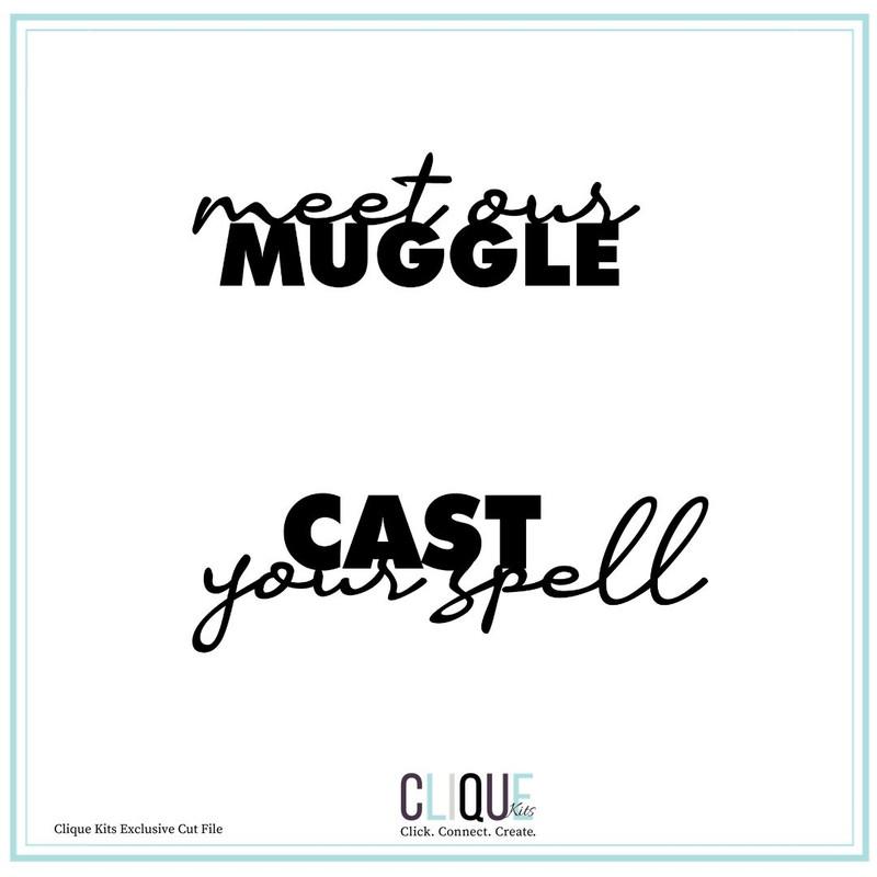 Digital Cut Files | Muggle | Petra de Vroege
