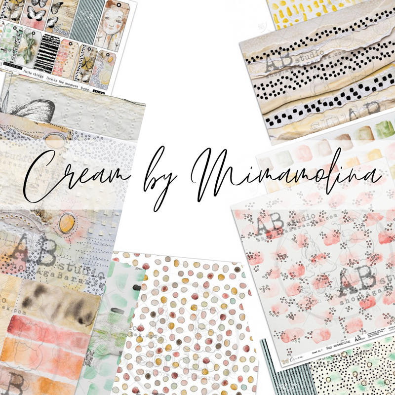 Cream Collection | Mimamolina | A.B. Studio