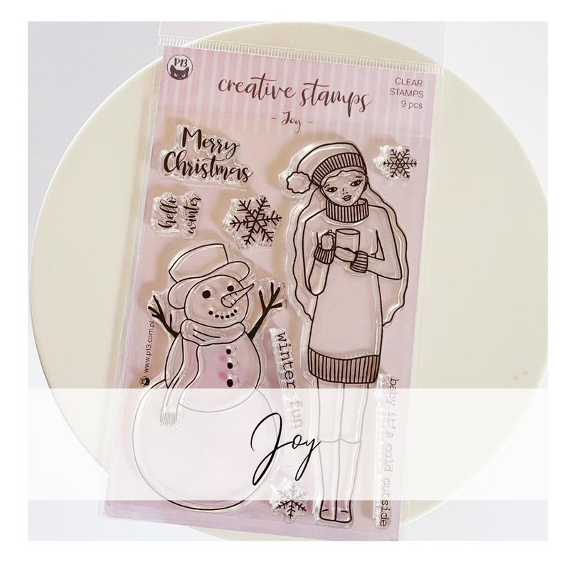 Joy Stamp Set | P13