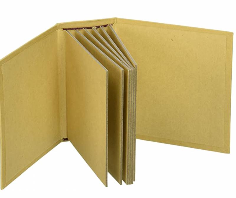 Tiny Chipboard Album | Memory Hardware | Prima marketing