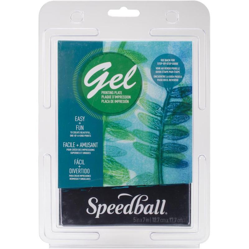 """5x7"""" Gel Plate   Speedball"""