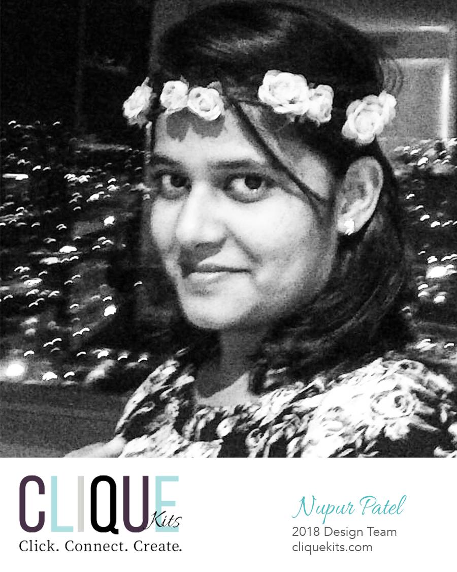 Clique Kits - Nupur Patel