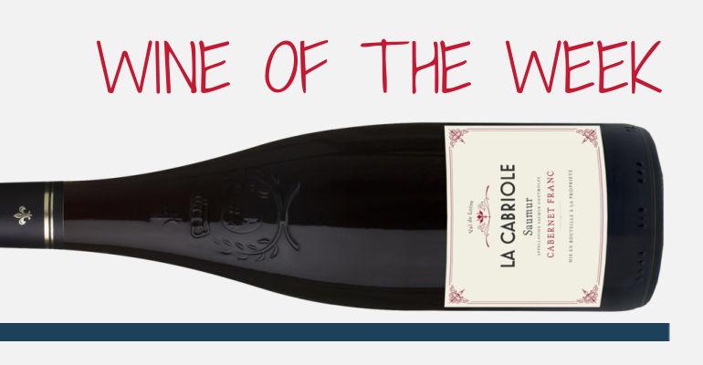 Wine of the Week: La Cabriole