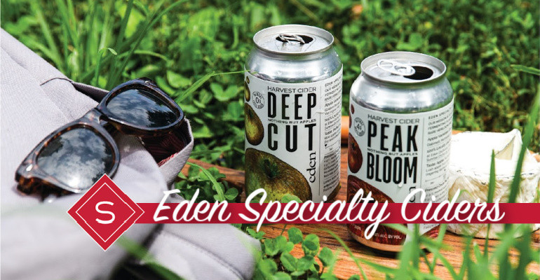 What's New: Eden Ciders