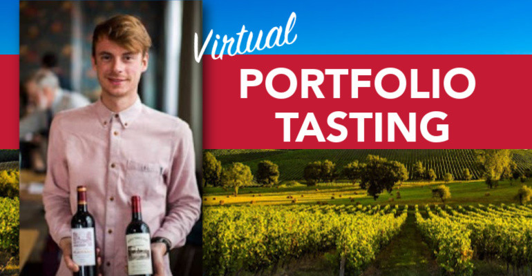 Taste with Jules Martin!