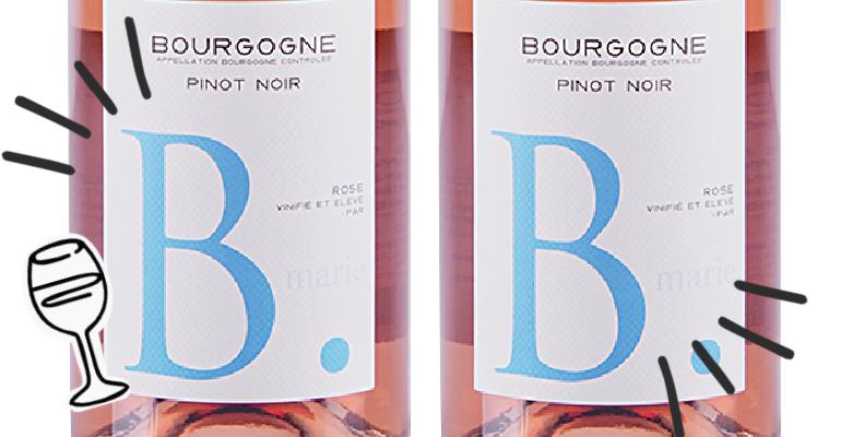 Noelle's Pick: Marie B. Bourgogne Rosé