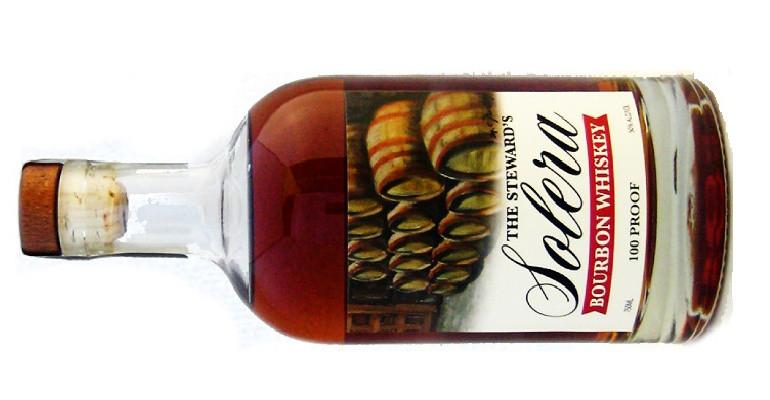 Spirit Pick: Steward Solera Bourbon